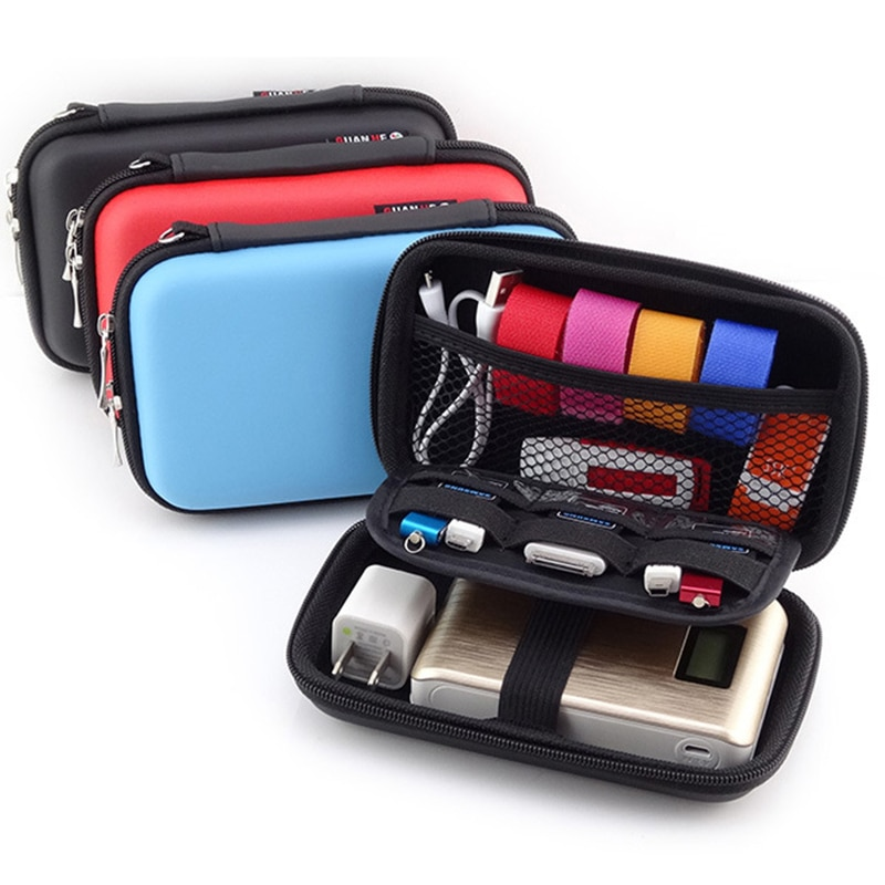 Carrying Case Gadget Accessories Box