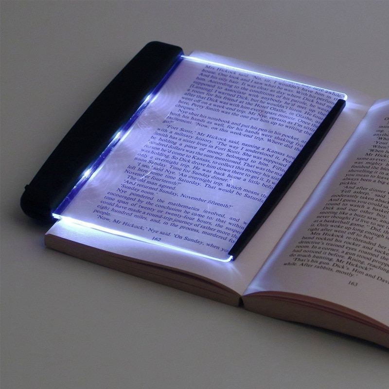 Super Hot Gadgets: Book Light for Reading & Sports Watch