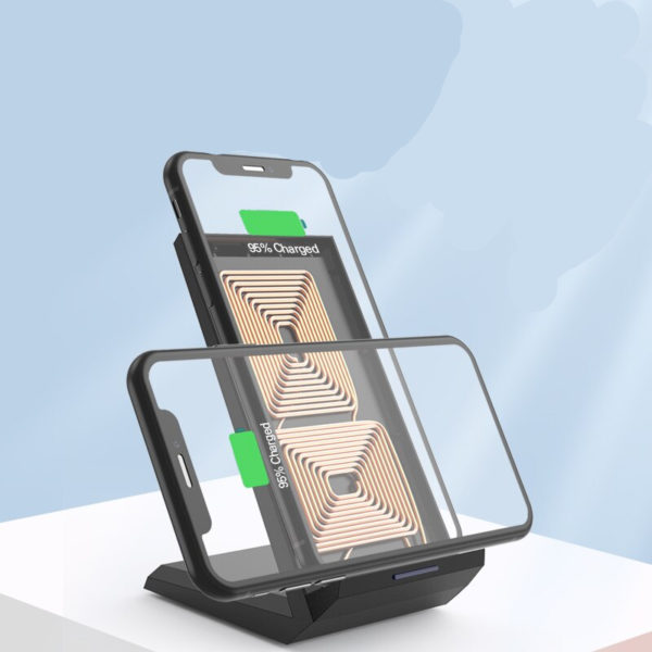 Fast-Wireless Charging Station
