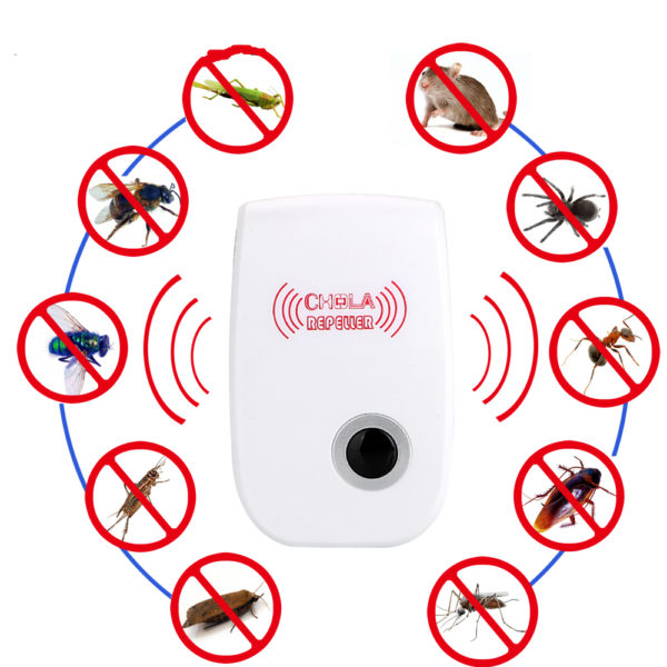 Ultrasonic Pest Repellent,